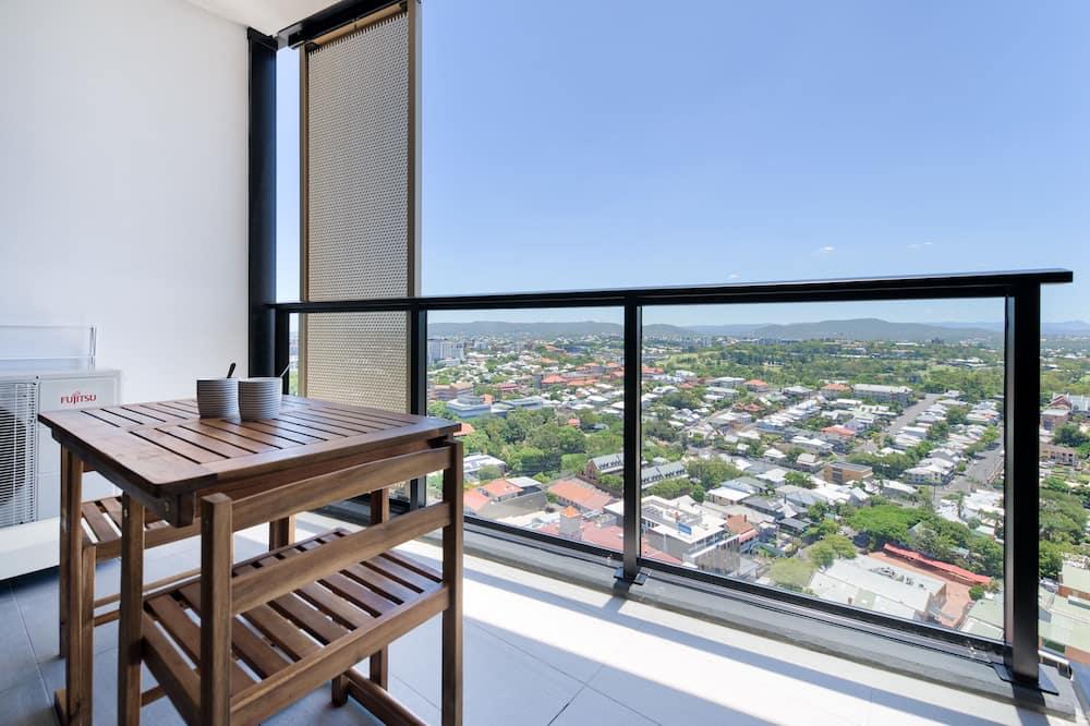 Deluxe Apartment, 2 Bedrooms - Balkoni