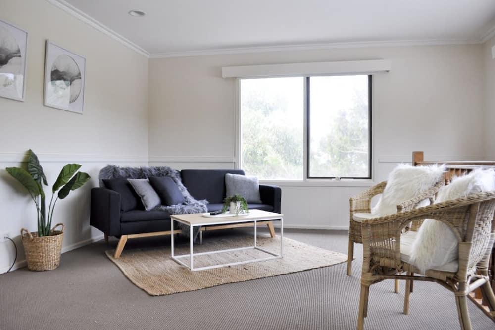 Deluxe huis, 4 slaapkamers - Woonkamer