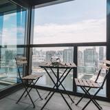 Deluxe-Apartment, 2Schlafzimmer - Balkon