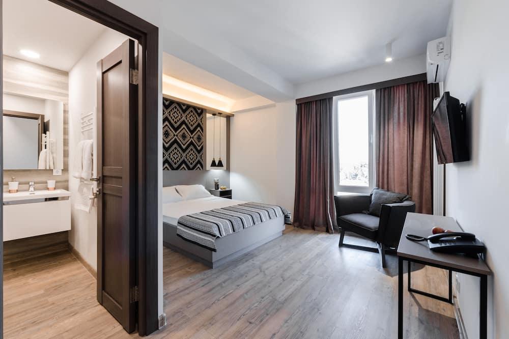 חדר סטנדרט זוגי - חדר אורחים
