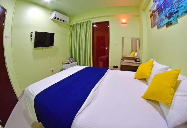 Tourist Inn, Malé, Deluxe Room, Guest Room