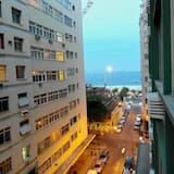 Rio Estate - Lindo 2 Quartos em Conceito Aberto Quadra Praia em Copacabana