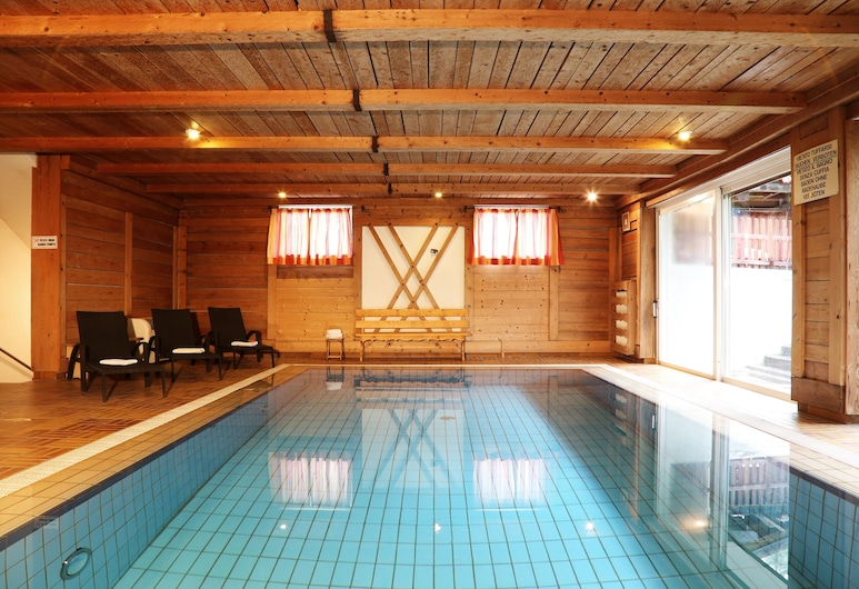 Olympia , Sarentino, Indoor Pool