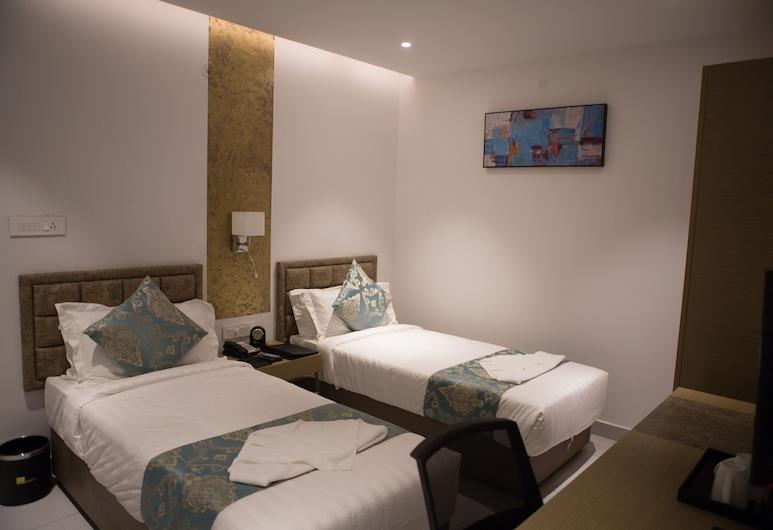 Vihaari 24 Business Hotel, Bengaluru, Business Room, 2 Twin Beds, Non Smoking, Guest Room