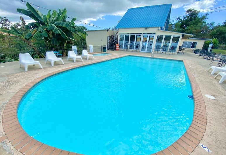 Mi Tierra, Cabo Rojo, Habitación doble, Terraza o patio