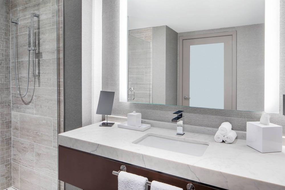 Номер «Делюкс», 1 ліжко «кінг-сайз», для некурців - Ванна кімната
