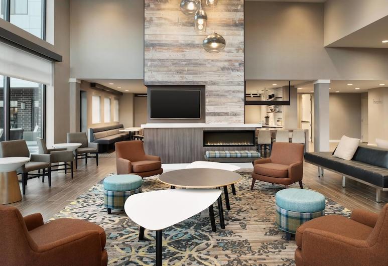 Residence Inn by Marriott Minneapolis St. Paul/Eagan, Іген, Фойє