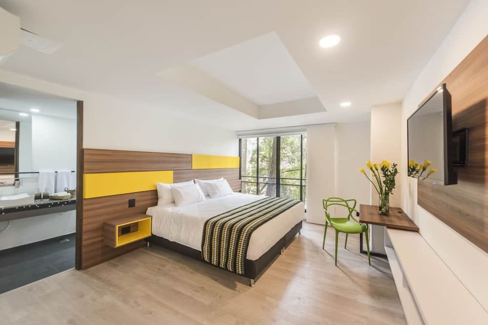 Superior Δίκλινο Δωμάτιο (Double), 1 King Κρεβάτι, Μη Καπνιστών - Δωμάτιο επισκεπτών