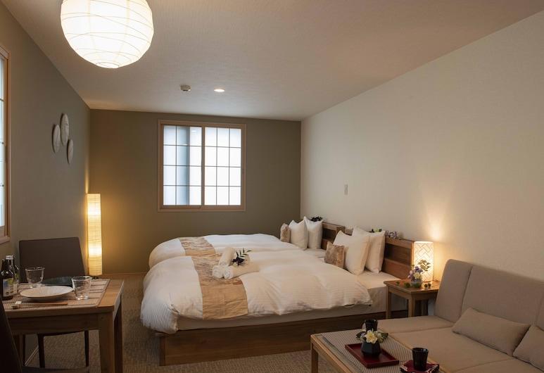 櫻花南京都站住宿 I 號酒店, Kyoto, 家庭開放式客房, 客房
