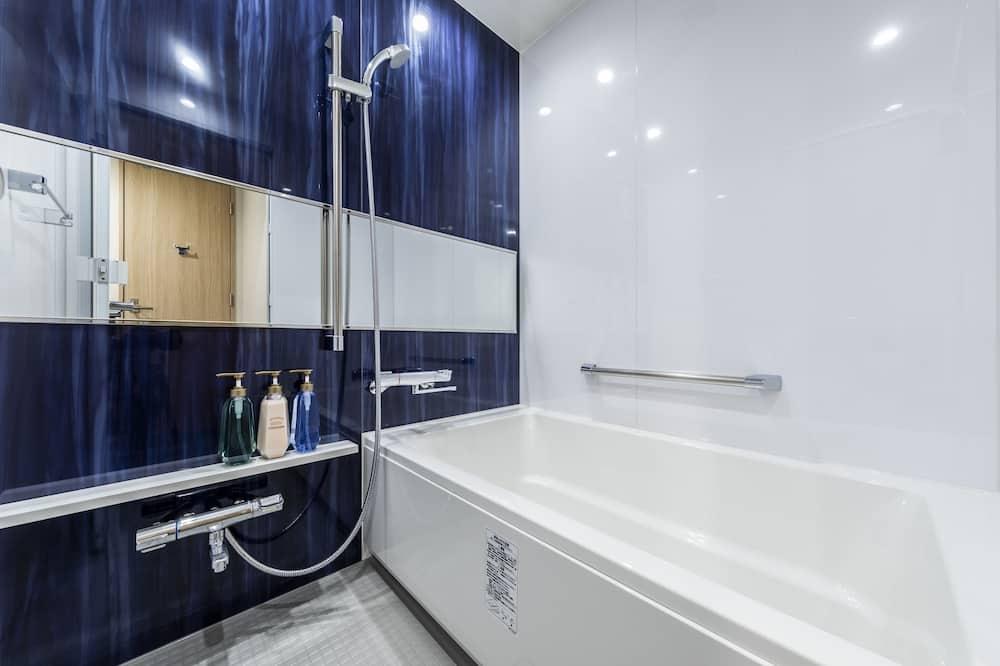 Habitación con 2 camas individuales, para no fumadores (For 1 Guest) - Baño