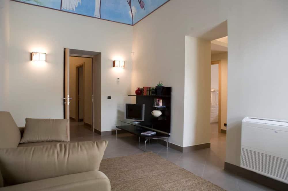 Rodinné apartmá - Obývací prostor