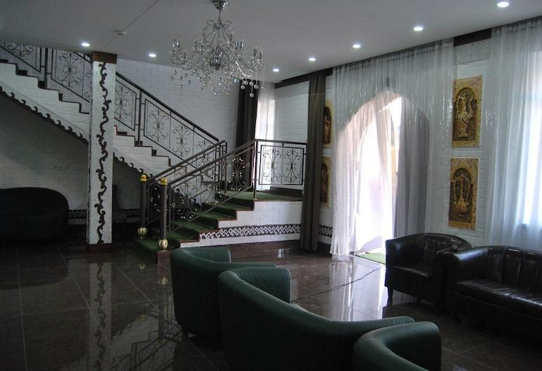 克施宮殿飯店, Shakhrisabz, 大廳休息區