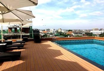 Picture of Aaron Vientiane Hotel in Vientiane