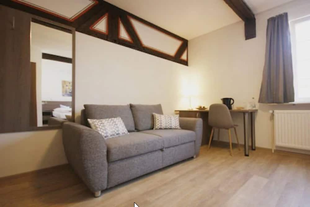 Novomanželský pokoj - Obývací prostor