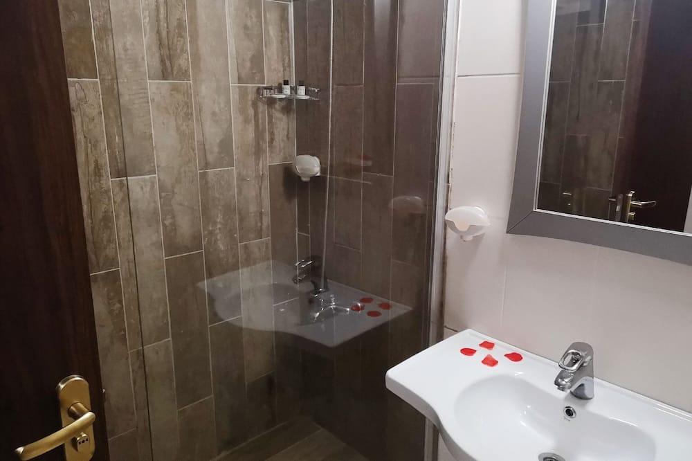 标准房, 无烟房 - 浴室