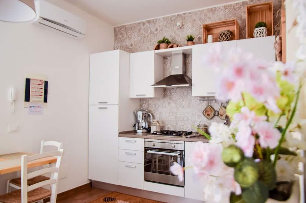 Double Room, Garden View - Living Area