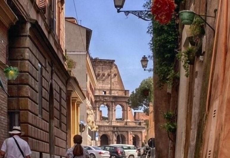 卡爾迪羅皇家之家酒店, 羅馬, 酒店景觀