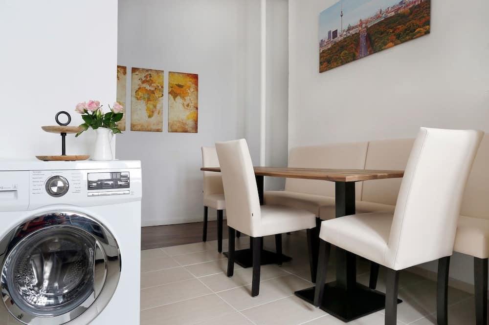 舒适公寓式客房, 2 间卧室 - 客房送餐