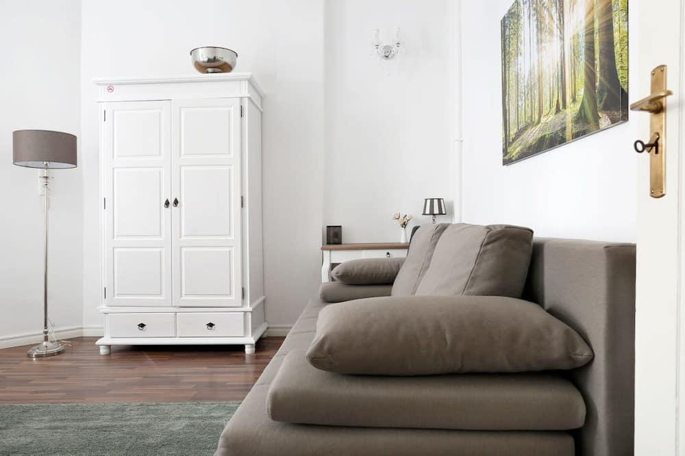 舒适公寓式客房, 2 间卧室 - 起居室
