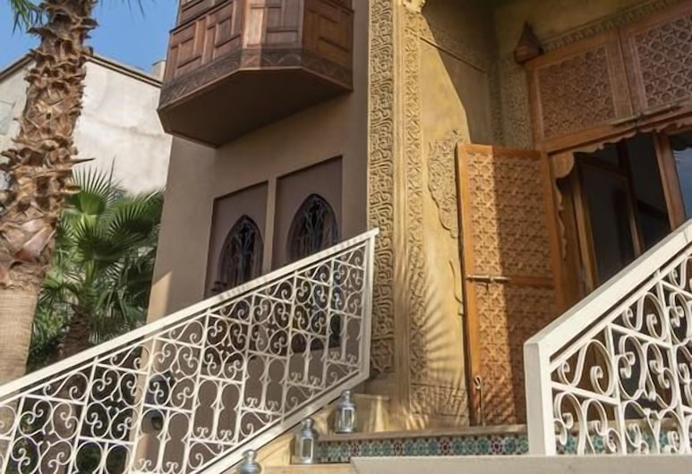 Villa Riad Les Deux Golfs, Marrakech, Hotel Entrance