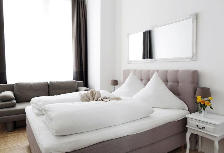 RockChair Apartments Charlottenburg, Berlin, Apartment, 4Schlafzimmer (SC4), Zimmer
