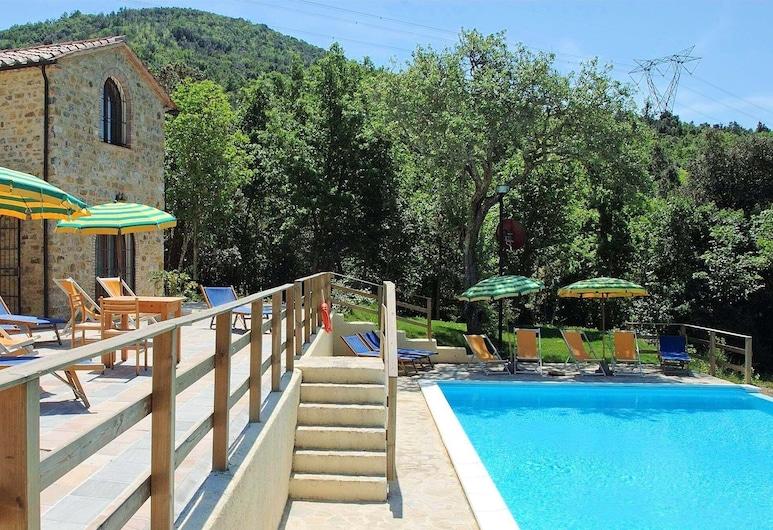 Borgo Il Massera, Monteverdi Marittimo, Kaksikerroksinen huoneisto, 1 makuuhuone, Huone