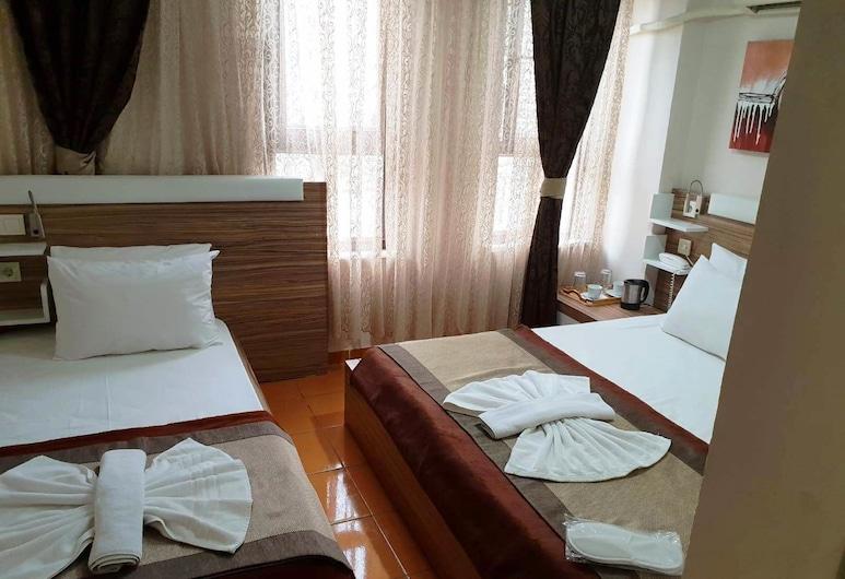 ホテル アルトゥン, イスタンブール, ファミリー トリプルルーム, 部屋からの眺望