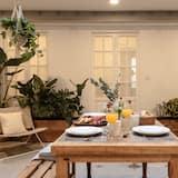 Appartamento Classic, Letti multipli, non fumatori, vista cortile - Facciata della struttura