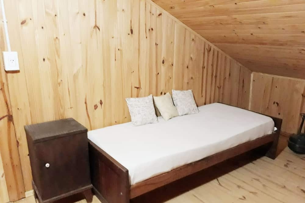 בקתה משפחתית, 2 חדרי שינה, חדר רחצה פרטי - אזור מגורים