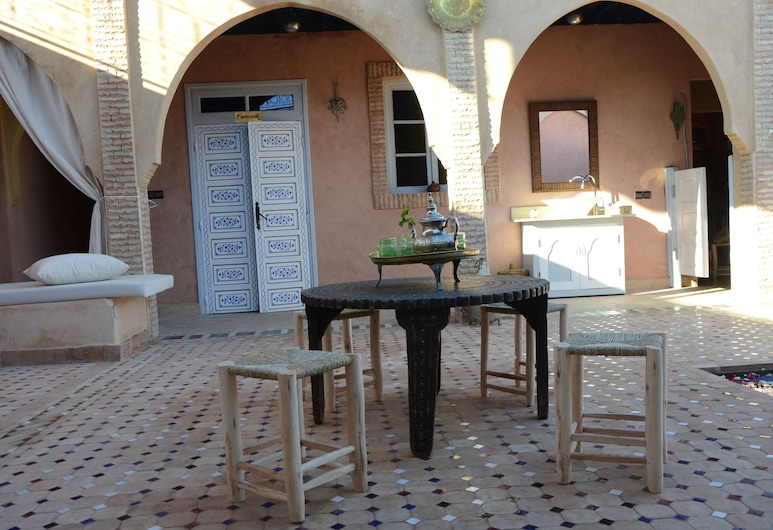 Riad Koutobia Royal, Marrakech, คอร์ทยาร์ด