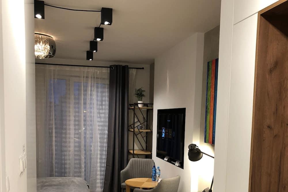 ดีลักซ์อพาร์ทเมนท์ (5) - ห้องพัก