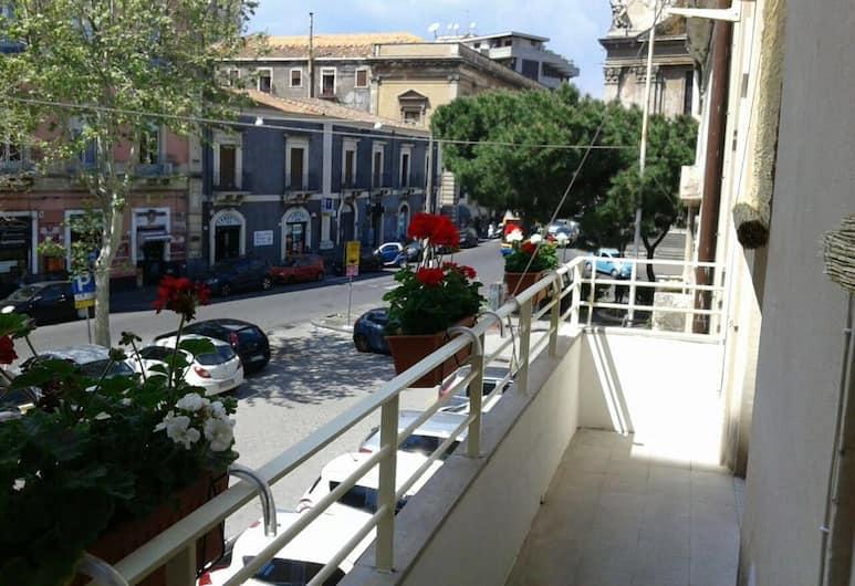 allecase, Catania, Appartamento Classic, 2 camere da letto (Four Colors), Balcone