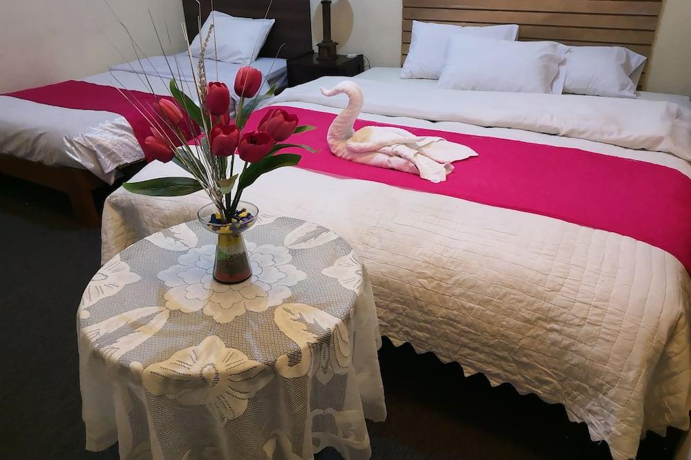 Comfort háromágyas szoba, 3 egyszemélyes ágy, nemdohányzó, fürdőszobával - Kiemelt kép
