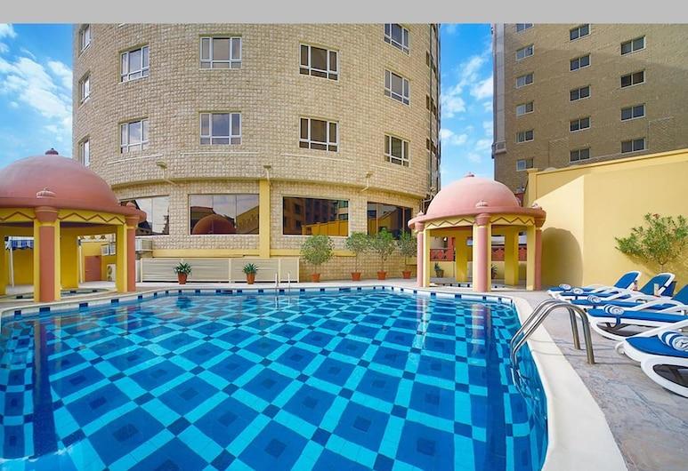 Al Safir Tower & Residence, Manama, Outdoor Pool