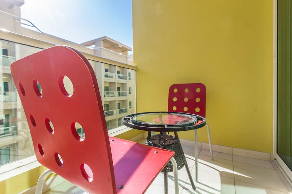 Apartment, 1 Bedroom, City View - Balcony