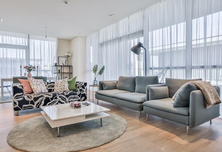 DHH - City Walk  16, Dubajus, Apartamentai, 2 miegamieji, Svetainė