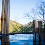 Будиночок категорії «Superior», приватна ванна, з видом на гори (Couple avec spa) - Спа-центр
