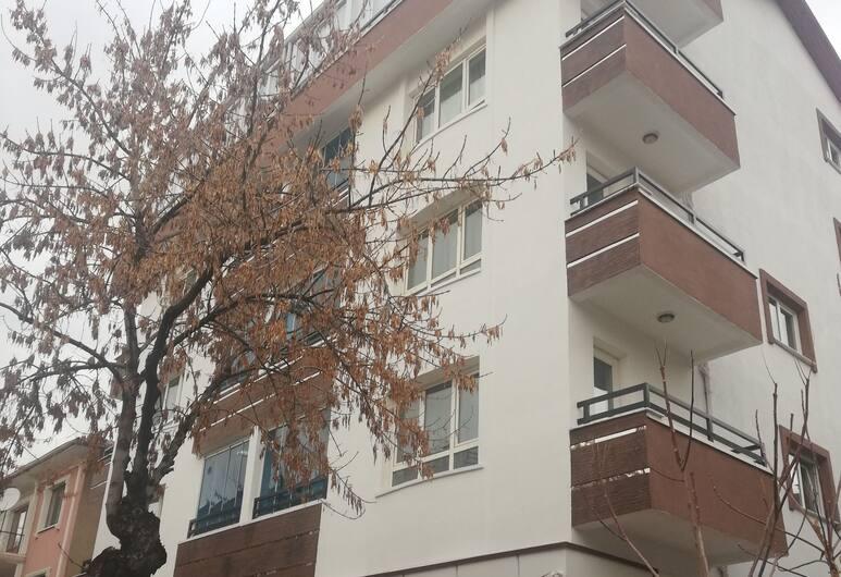 New House, Ankara, Dış Mekân