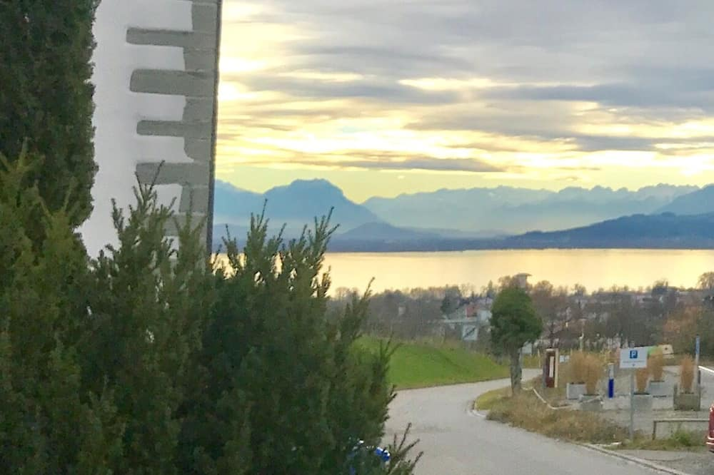 Get up With a Wide Look - Apartment in Lindau With SEE and Mountain View
