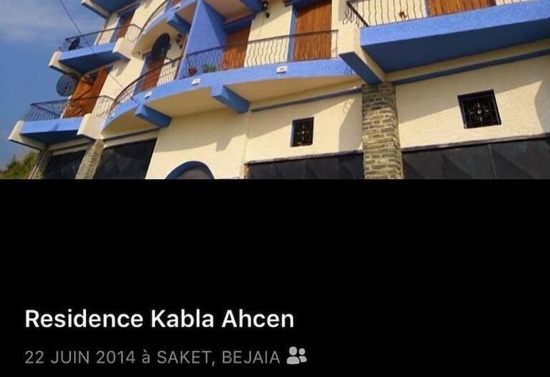 Résidence Kabla Ahcen, Bejaia, Hotelfassade