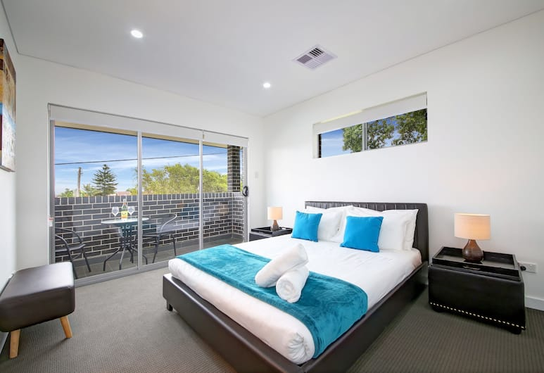 Serviced Houses Villa Fowler - Sydney, Guildford, Familienhaus, Zimmer