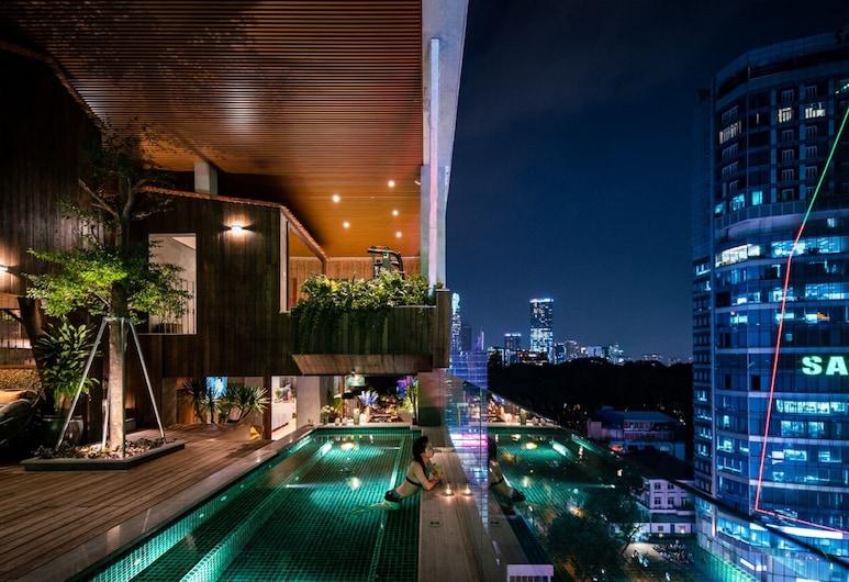 奧拉克傳奇飯店, 胡志明市