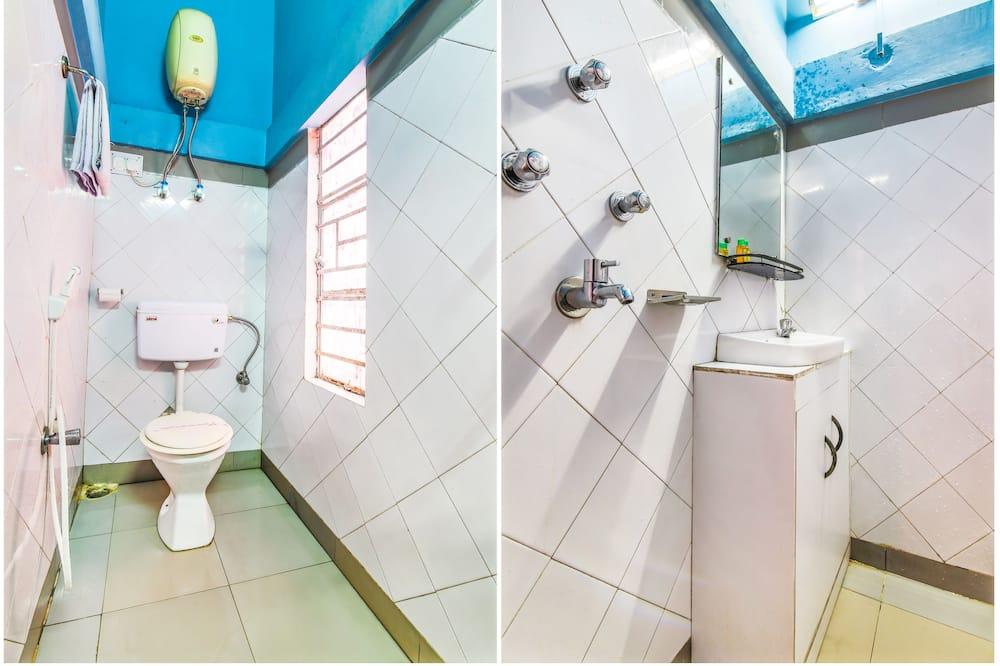 Izba typu Deluxe, 1 dvojlôžko, nefajčiarska izba - Kúpeľňa