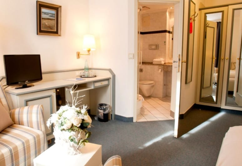 Hotel Friesenhof, Norderstedt, Habitación doble, Habitación