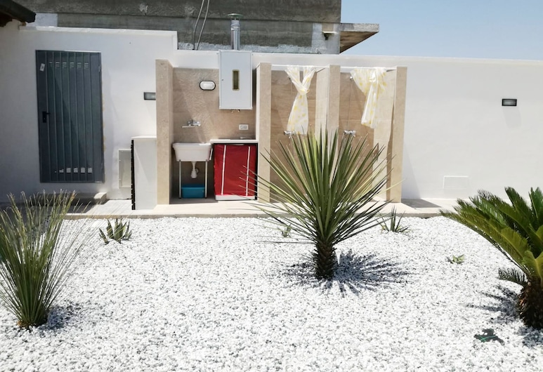 Appartamenti La Caletta, Porto Cesareo, Enceinte de l'établissement