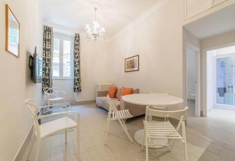 聖彼得套房公寓酒店, 羅馬, 公寓, 1 間臥室, 客廳