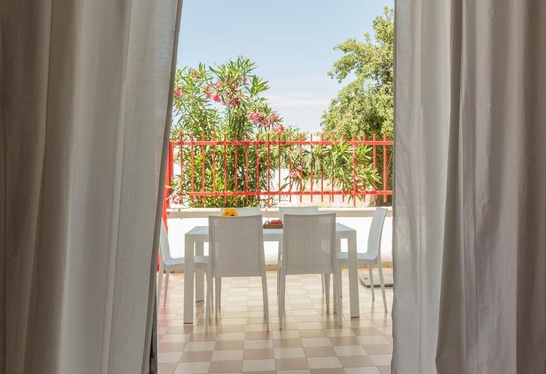Casa Gaia DX, Porto Cesareo, Villa, 2 habitaciones, Vista desde la habitación