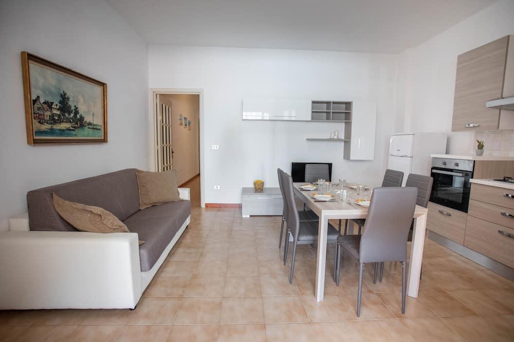 Appartement, 2 chambres (SX) - Salle de séjour