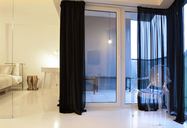 Super-Apartamenty Prestige, Posen, Traditional-Apartment (Prestige), Zimmer