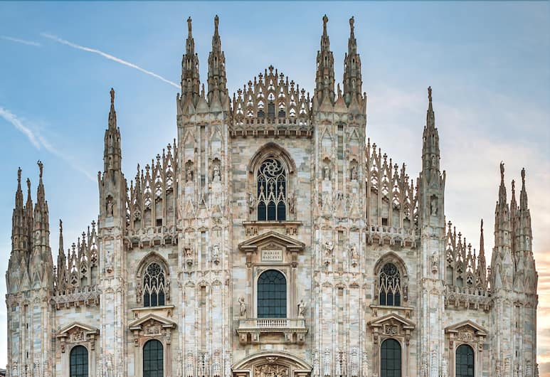 Rooms Milano Duomo, Милан, Вид снаружи / фасад